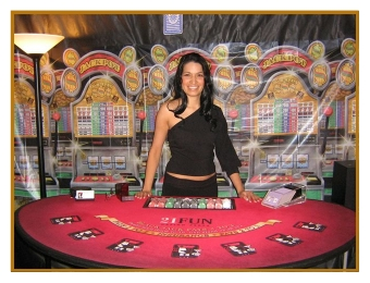 Your source for Casino nights, Poker Tournaments and more