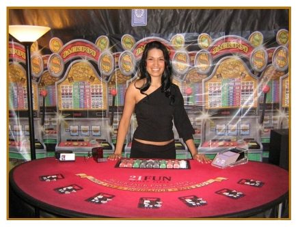We provided high quality blackjack tables